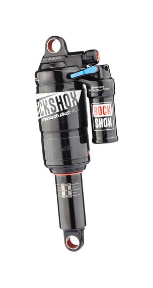 RockShox Monarch Plus RC3 Debon Air Dæmper 200 x 57mm Tune mid/mid sort